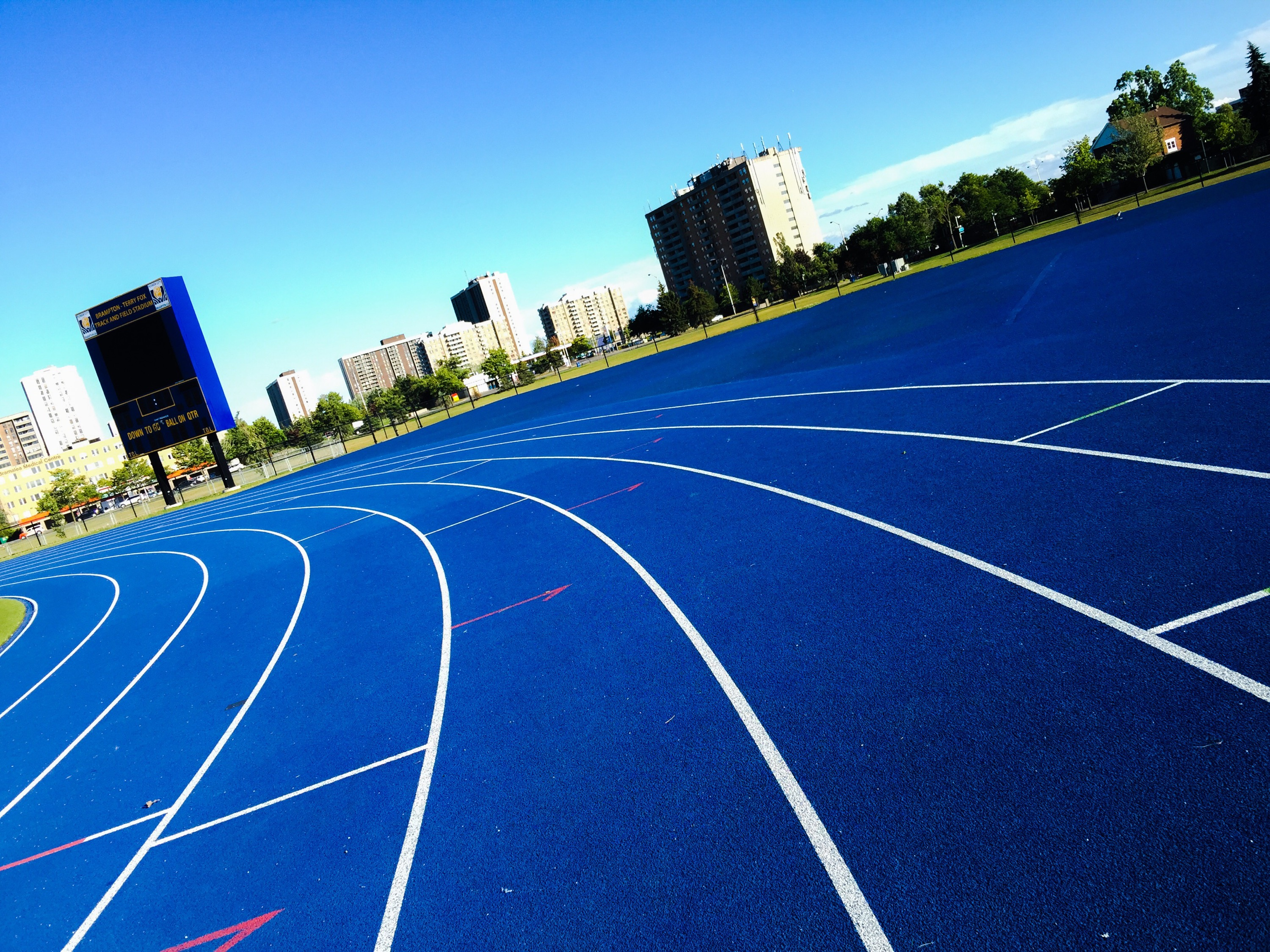 Terry Fox Track and Field Stadium