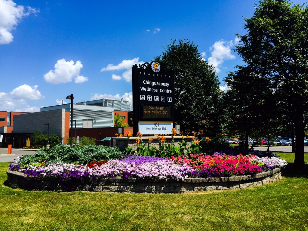 Chinguacousy Wellness Centre